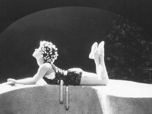 Alla Nazimova in 'Salome' (1923)