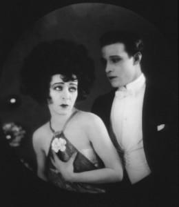 Nazimova with Valentino