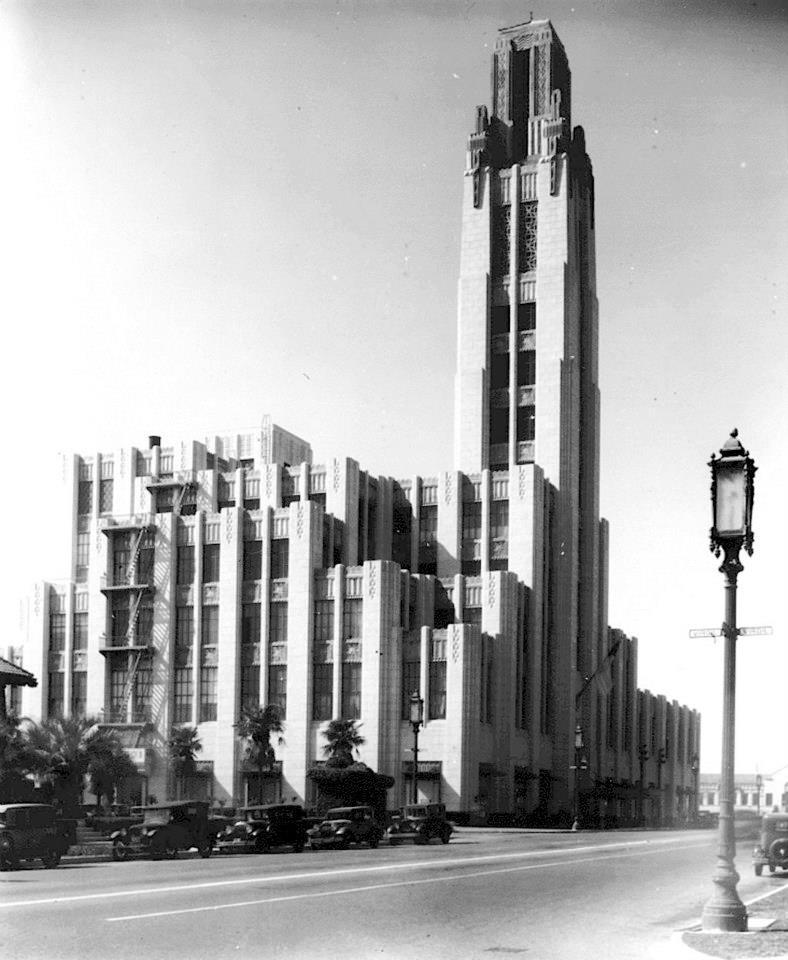 Los Angeles Supermarket: Bullock's Wilshire Department Store, Wilshire Blvd, Los