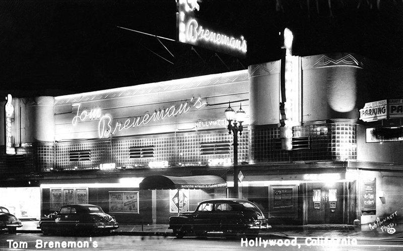 Restaurants Near Hollywood And Vine